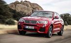 «Баварские моторы» назвали цены на BMW X4 российской сборки