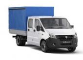 На ГАЗе стартовал выпуск грузопассажирской «ГАЗели Next»