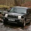 Jeep готовит модель на замену Commander