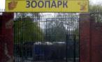 В Белгороде грузовик разбил вольеры зоопарка, напугав беременных ланей и дикобраза