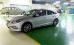 Новую Hyundai Sonata сфотографировали на заводе; премьера в марте
