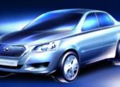 Datsun опубликовал первое изображение модели для России