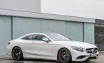 Mercedes-Benz S63 AMG Coupe. Потенциальный спортсмен