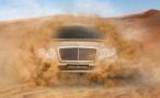 Будущий внедорожник от Bentley будет разгоняться до 322 км/ч