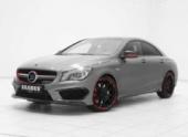 Brabus подправил Mercedes-Benz CLA AMG