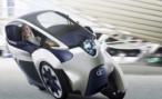 Toyota выведет трицикл i-Road на потребительский тест-драйв в Токио