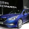 Hyundai Sonata нового поколения представлена в Южной Корее
