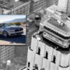 Ford поднимет кабриолет Mustang на вершину Эмпайр Стейт Билдинг в Нью-Йорке