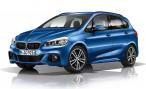 BMW представляет 2-Series Active Tourer с пакетом М Sport