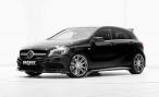 Brabus добавил мощности Mercedes-Benz A45 AMG