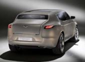 Aston Martin намерен разрабатывать собственный кроссовер при поддержке Mercedes-Benz