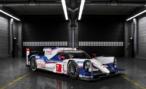 Toyota Racing представляет спортпрототип TS040 HYBRID для участия в гонках на выносливость