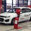 АВТОВАЗ представил новые модификации Lada Kalina Sport