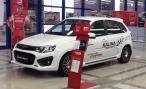 Lada Kalina Sport будет стоить 487 000 рублей