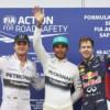«Формула-1». Гран-при Малайзии. Mercedes с «дублем», Квят в «очках»