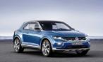 Volkswagen T-ROC Concept. Взгляд в будущее