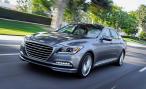 Продажи Hyundai Genesis второго поколения стартуют в России 20 мая 2014 года