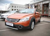 Dongfeng представляет в России две новых модели: седан DFM S30 и кроссовер DFM H30 Cross