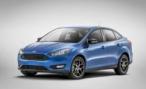 Представлен обновленный седан Ford Focus