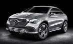 Mercedes-Benz покажет прототип конкурента BMW X6 на автосалоне в Пекине