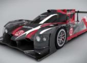 Honda представила спортпрототип класса LMP2 для участия в гонках на выносливость