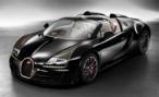 Bugatti выпустила пятый Veyron Grand Sport Vitesse из «легендарной» серии