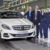 Mercedes-Benz приступил к выпуску электрического B-Class Electric Drive