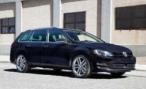 Volkswagen представит прототип Golf Sportwagen на автосалоне в Нью-Йорке