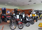 Открытие мото салона KVADRODOG по продаже квадроциклов
