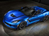 Раскрыта информация о Chevrolet Corvette Z06 Convertible; премьера в Нью-Йорке