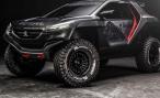 Peugeot возвратится на «Дакар» с 2008 DKR