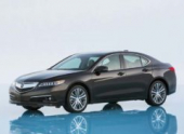 Acura представила в Нью-Йорке новый бизнес-седан TLX