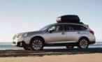 Subaru представила обновленный Outback на автосалоне в Нью-Йорке