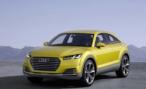 Audi представила кросс-концепт TT на автосалоне в Пекине