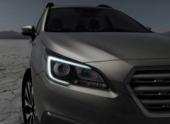 Subaru опубликовала тизер обновленного Outback перед премьерой в Нью-Йорке