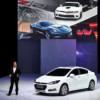 В Пекине представили Chevrolet Cruze нового поколения