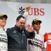 «Формула-1». Гран-при Китая.  За явным преимуществом