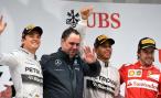 «Формула-1». Гран-при Китая 2014.  За явным преимуществом