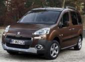 Peugeot Partner Tepee получил в России дизельный мотор и роботизированную коробку