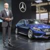 Mercedes показал китайцам «длинный» C-class