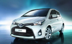 Обновленный Toyota Yaris станет похожим на Aygo
