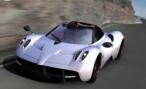 Родстер Pagani Huayra Roadster покажут через два года