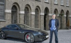 Жозе Моуринью стал первым владельцем Jaguar F-TYPE R Coupe