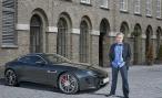Жозе Моуринью стал первым владельцем Jaguar F-TYPE R Coupe