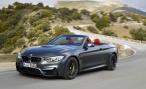 Кабриолет BMW M4 Convertible представлен до премьеры в Нью-Йорке