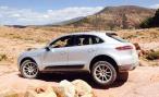 В Интернет просочилась информация о характеристиках Porsche Macan