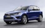 Volkswagen распространил фотографии обновленного VW Touareg