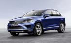 Объявлены российские цены на обновленный Volkswagen Touareg