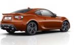 Toyota обновила GT 86 для нового модельного года