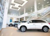 Acura открыла первый дилерский центр в России